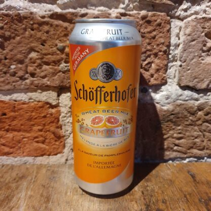 Schofferhofer Grapefruit (2.5%) 50cl - Witbier