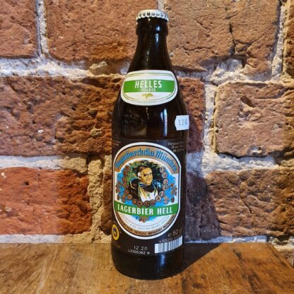 Augustiner Hell (5.2%) 50cl - Lager