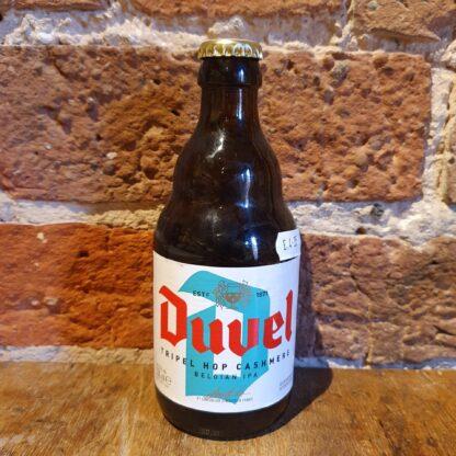 Duvel Tripel Hop Cashmere (9.5%) 33cl - Glass bottle