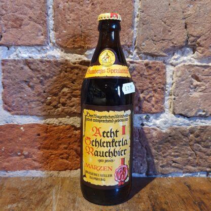 Schlenkerla Rauchbier Marzen (5%) 50cl - Beer bottle