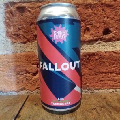 shiny brewery fallout session ipa gluten free