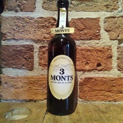 3 trois monts biere de flandre french flemish farmhouse ale