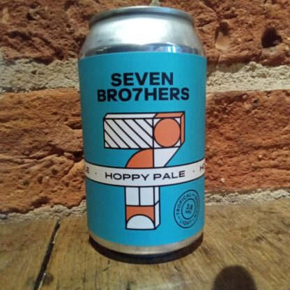 seven bro7hers brothers hoppy pale