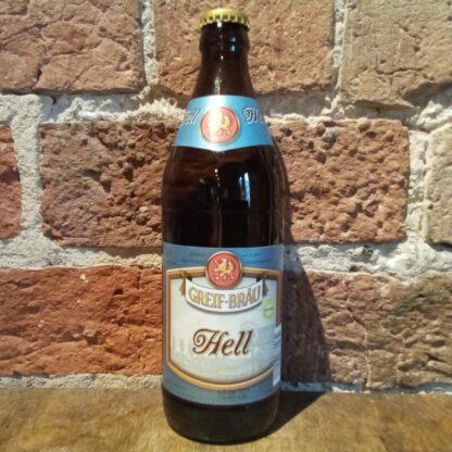josef greif brau hell lager germany